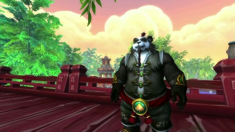 World of Warcraft Mists of Pandaria - Trailer (Debut)