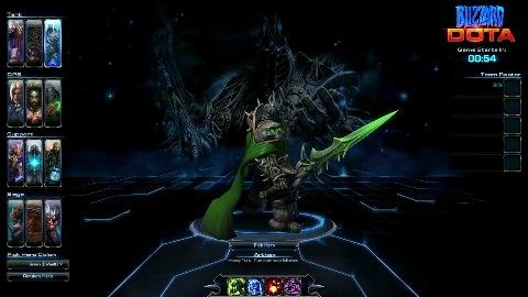 Blizzard Dota - Trailer (Debut, Blizzcon 2011)