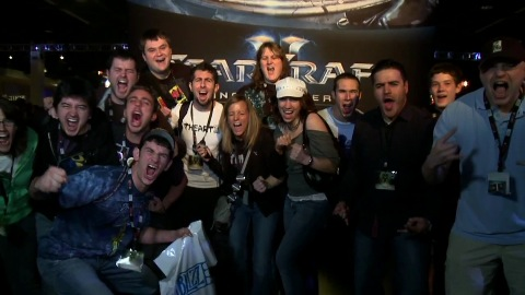Blizzcon 2011 - Blizzards Eröffnungstrailer