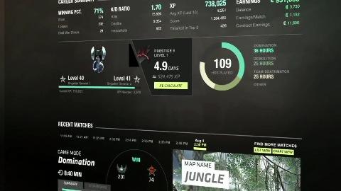 Call of Duty Elite - Beachhead über Wettkämpfe