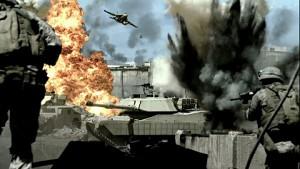 Battlefield 3 - Trailer (Realität vs. Spielgrafik)