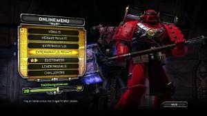 Warhammer 40K Space Marine - Koopmodus