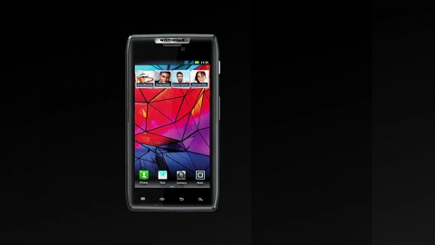 Motorola Razr - Herstellervideo