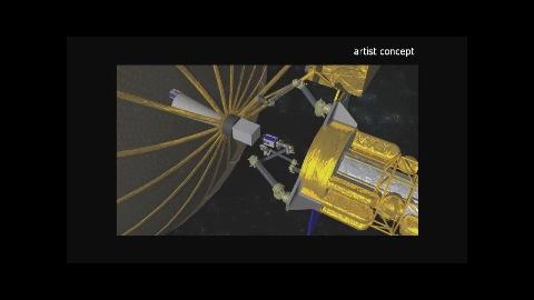 Satellitenrecycling - das Phoenix-Programm der Darpa