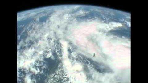 ISS liefert Bilder vom Hurricane Rina