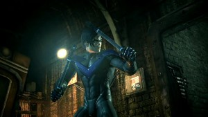 Batman Arkham City - Trailer (DLC, Nightwing)
