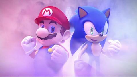 Mario Und Sonic Olympische Spiele London Gameplay Videogolemde