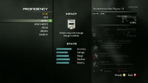 Call of Duty Modern Warfare 3 - Waffenupgrades
