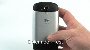 Huawei Vision - Test