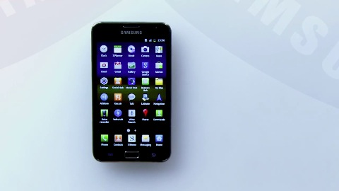 Samsung Galaxy Note - Kamera