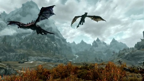 The Elder Scrolls 5 Skyrim - Trailer (Making of)