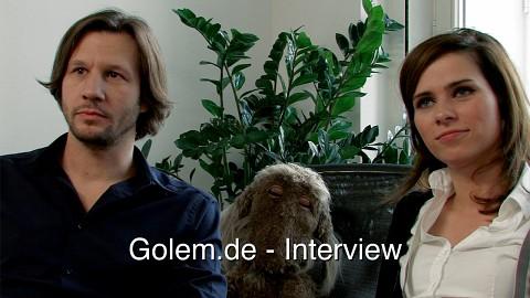 Oliver Jahn und Nora Tschirner über Ijon Tichy