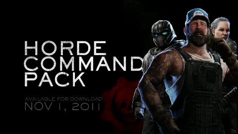 Gears of War 3 - Trailer (DLC, Horde Command)
