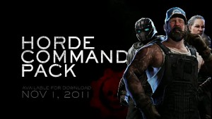 Gears of War 3 - Trailer (DLC, Horde Command)