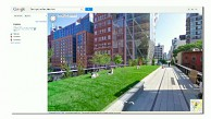 Google Street View - High Line Park