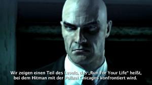 Hitman Absolution - 16 Min. Gameplay-Demo