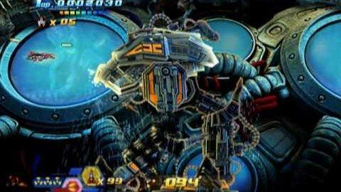 Sturmwind für Sega Dreamcast - Trailer