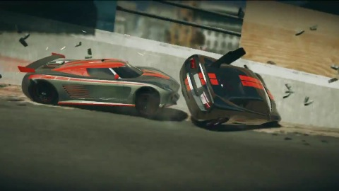 Ridge Racer Unbounded - Trailer (Gameplay)