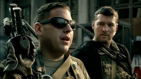 Call of Duty - Trailer mit Jonah Hill und Sam Worthington
