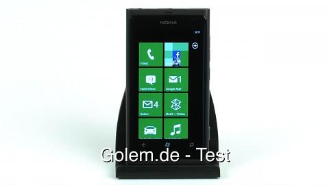 Nokia Lumia 800 - Test