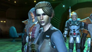 Star Wars The Old Republic - Imperialer Agent
