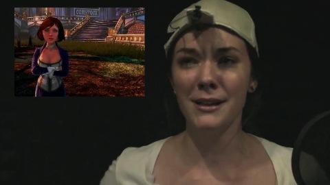 Bioshock Infinite - die Sprachaufnahmen