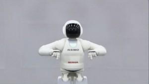 Neue Version des Roboters Asimov - Honda