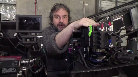 Peter Jackson über 3D in The Hobbit