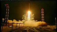 Start der Zenit-2SB mit Phobos Grunt an Bord