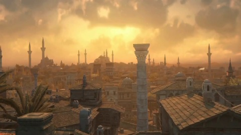 Assassin's Creed Revelations - Konstantinopel