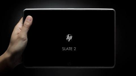 HP Slate 2 - Anwendungen (Herstellervideo)