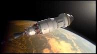 Nasa plant Testflug des Orion für 2014