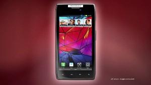 Motorola Razr Mainfeatures - Herstellervideo