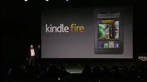 Amazon Kindle Fire - Pressekonferenz