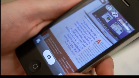 Abbyy stellt Textgrabber und Translator vor