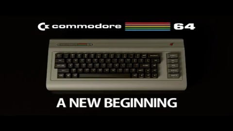 Commodore OS Vision - Trailer