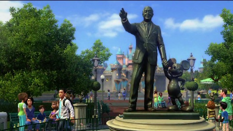 Kinect Disneyland - Trailer (Launch)