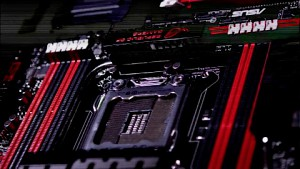 Overclocking-Funktionen des Asus Rampage IV Extreme