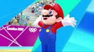 Mario und Sonic Olympische Spiele in London (Launch)
