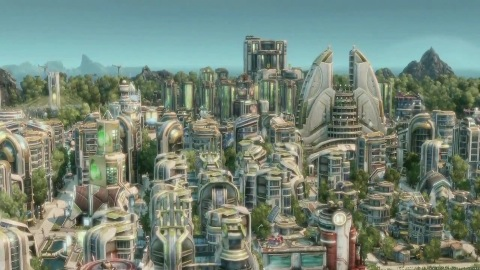 Anno 2070 - Trailer (Endlosmodus)