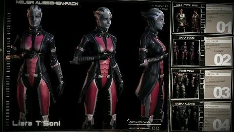 Mass Effect 3 - Inhalt der Sammleredition