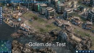 Anno 2070 - Test