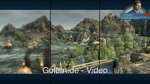 Anno 2070 - Vergleich der Grafikstufen