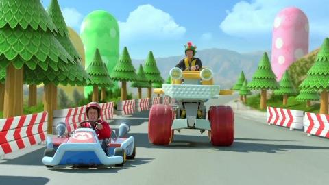 Mario Kart 7 für 3DS - Trailer (Live Action)