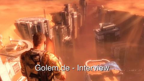 Spec Ops The Line - Interview und Gameplay