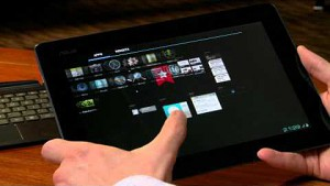 Android 4.0 und Tegra 3 auf Eee Pad Transformer Prime