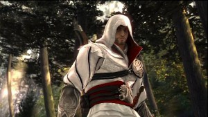 Soul Calibur 5 - Gameplay (Ezio vs. Viola)