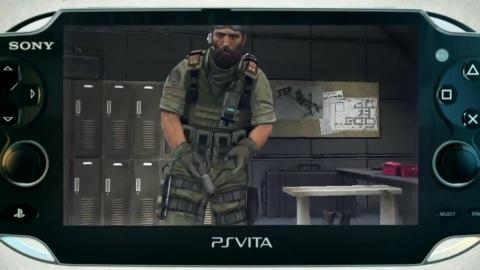 Unit 13 für Vita - Trailer (Gameplay, Debut)