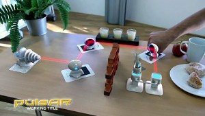AR Suite - Augmented Reality auf Playstation Vita
