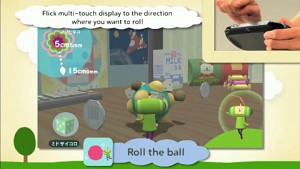 Touch my Katamari für Vita (Trailer, Gameplay)